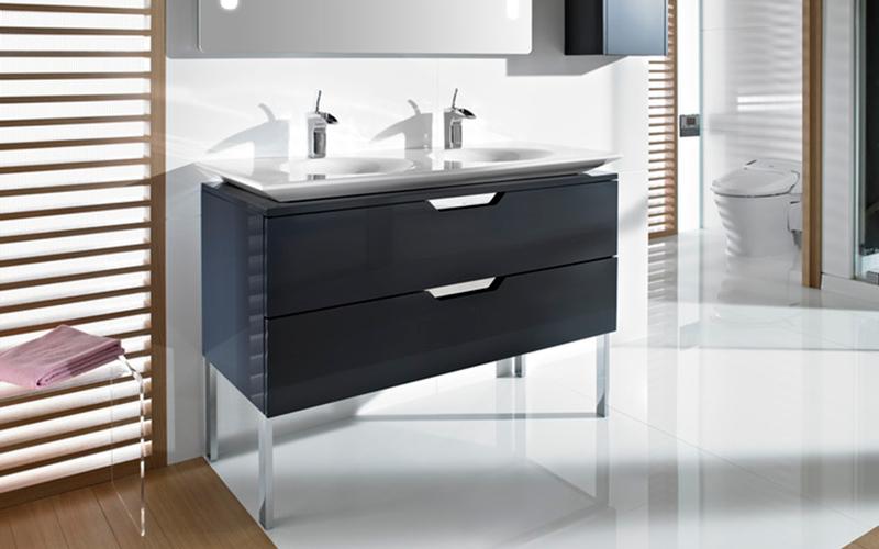 Elegir un mueble de ba o for Mueble alto para bano