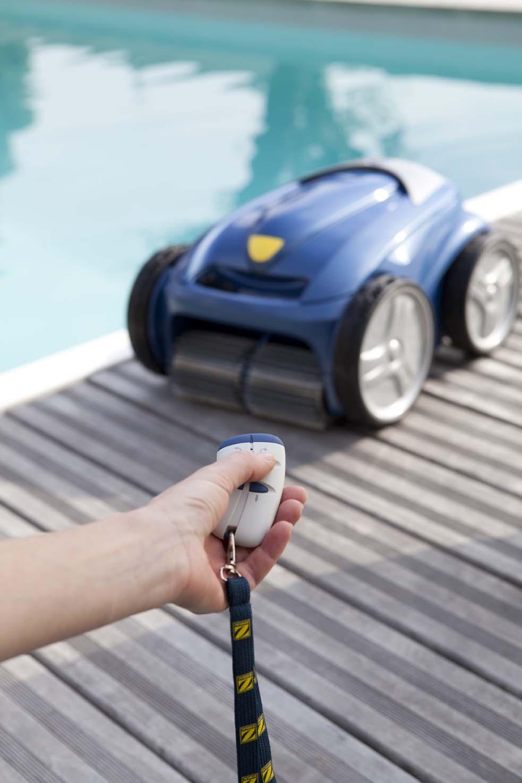 Elegir limpiafondos autom tico para piscina - Limpiafondo piscina automatico ...