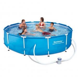 Elegir piscinas desmontables aprende y mejora Piscinas bestway medidas