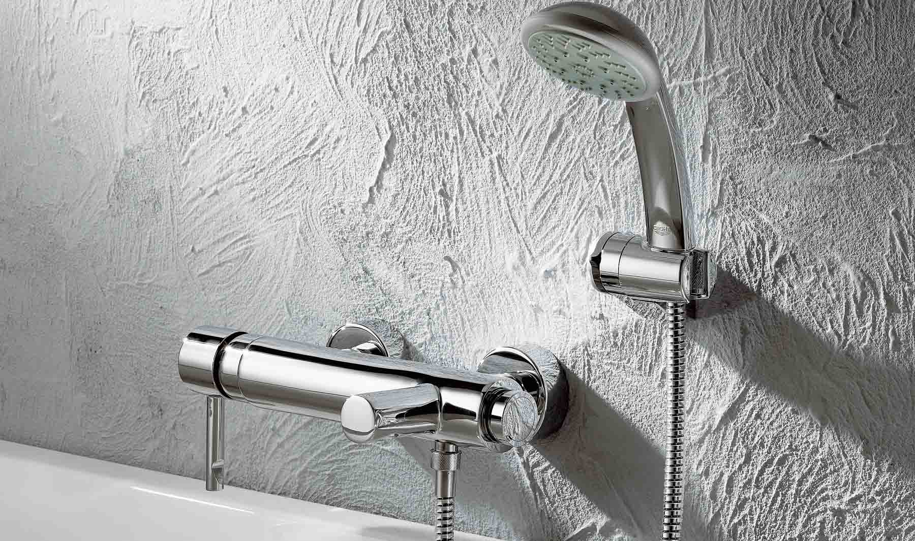 Elegir un tel fono de ducha flexo y conjunto completo for Ducha lluvia