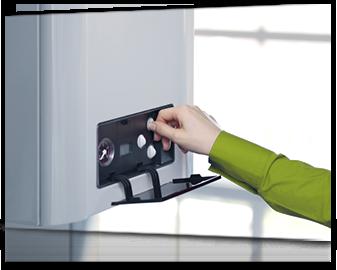 C mo se instala una caldera de gas para la calefacci n for Calderas de gas roca