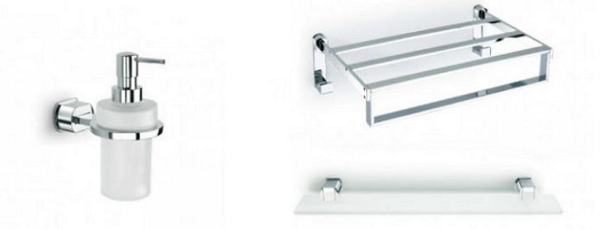 C mo instalar accesorios de ba o con taladro video for Accesorios bano sin tornillos