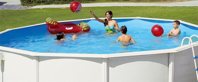 Consejos para instalar piscinas desmontables aprende for Piscinas intex baratas