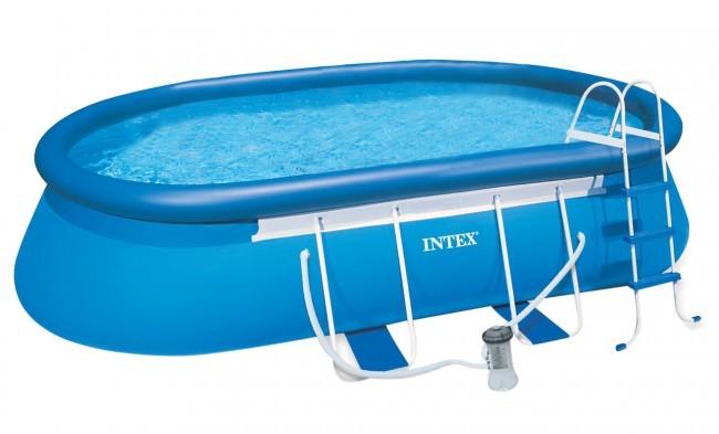 Consejos para instalar piscinas desmontables aprende - Mantenimiento piscina hinchable ...