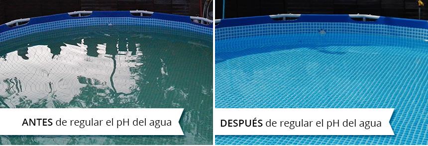 Que depuradora necesito para mi piscina conjunto piscina for Bajar ph piscina