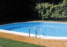 C mo poner a punto el agua de tu piscina aprende mejora for Piscina hinchable cuadrada