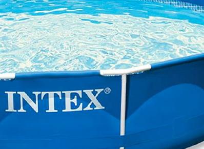 Comparativa piscinas intex for Recambios piscinas intex