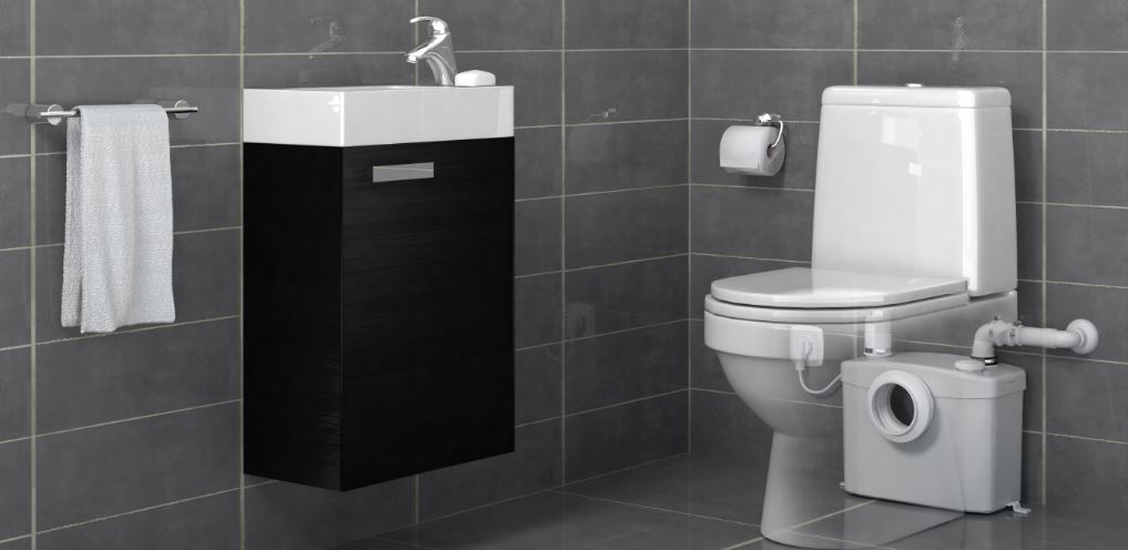 Trituradores para inodoros funcionamiento e instalaci n - Desague bano ...