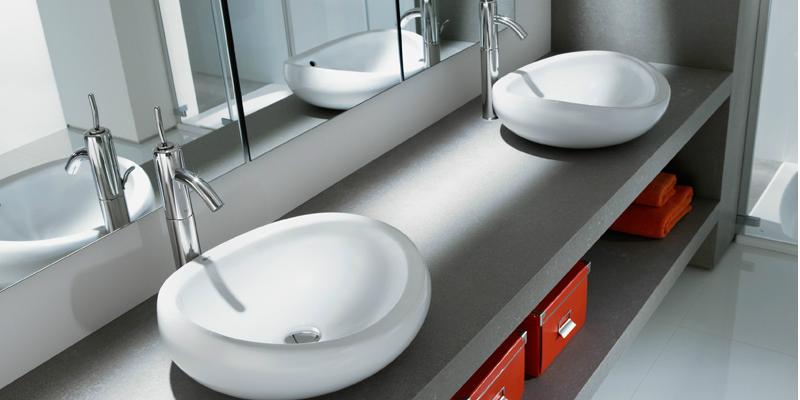 Lavabo Urbi 1 De Roca.Lavabos Modernos Y Contemporaneos Aprende Mejora