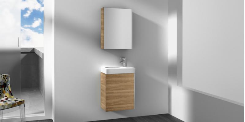 Muebles para baños pequeños | Aprende & Mejora