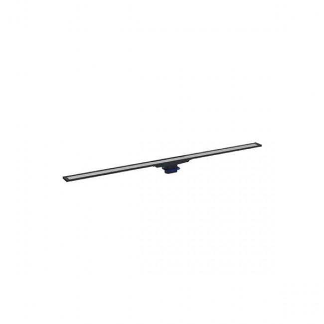 Canal de ducha Geberit CleanLine20 L30-130cm Metal oscuro/metal cepillado