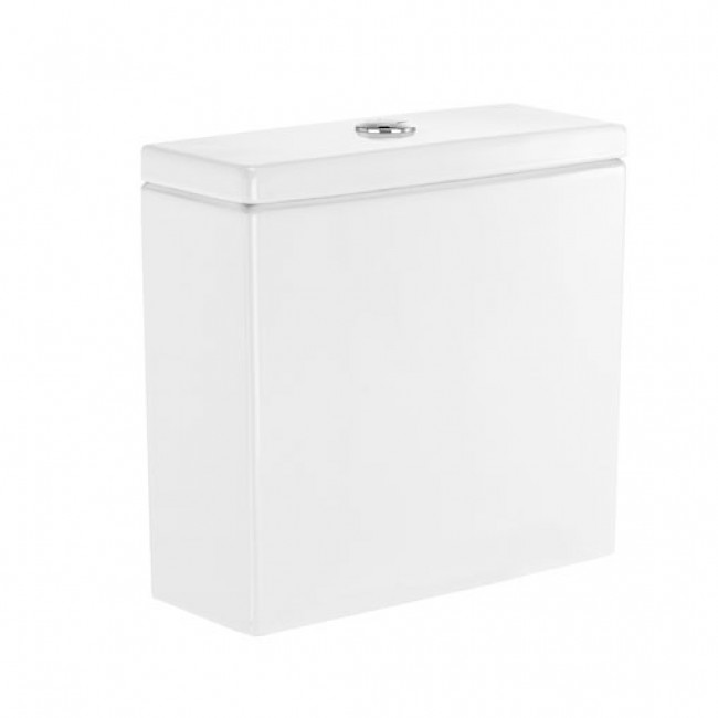 Tanque para inodoro Roca Inspira 4,5/3L blanco