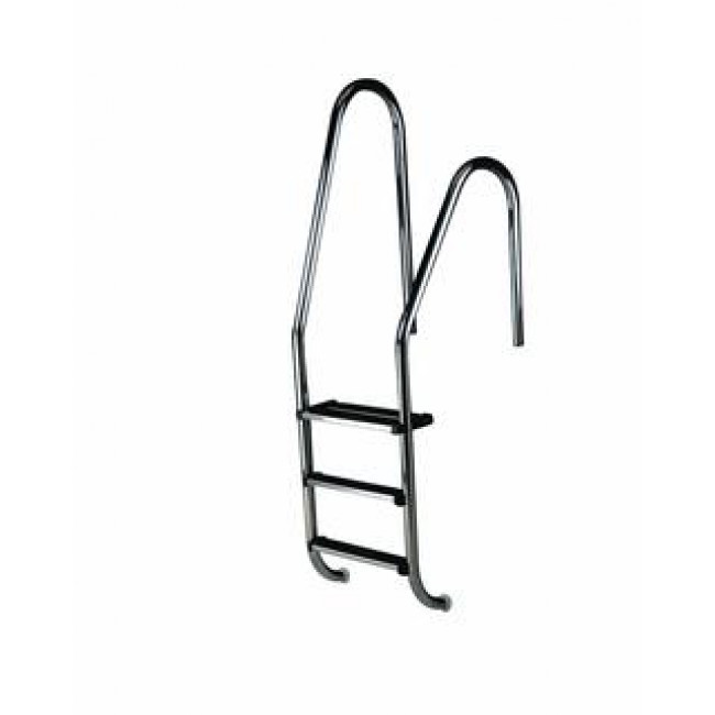 Escalera para piscina Standard asimétrico de 1 peldaño Luxe más peldaño seguridad AstralPool