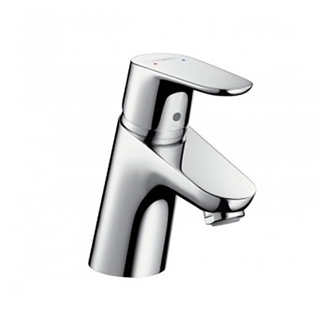 Grifo de lavabo Hansgrohe Focus 70 con desagüe automático