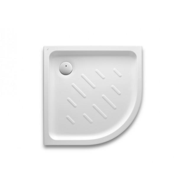 Plato de ducha angular 80x80