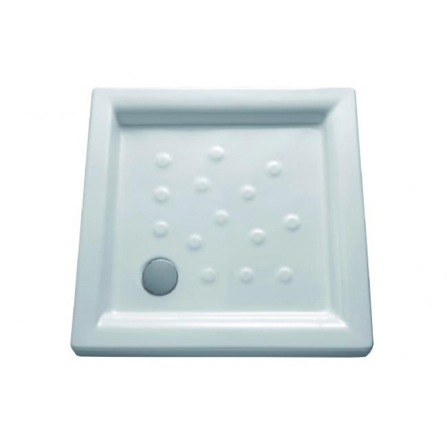 Plato de ducha cuadrado Gala Atlas 70x70