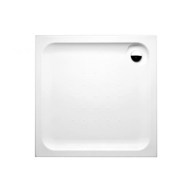 Plato de ducha cuadrado Gala Esfera 100x100