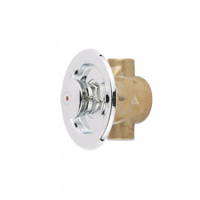 Presto grifo temporizado de ducha para empotrar 55 Agua caliente Ref 55040