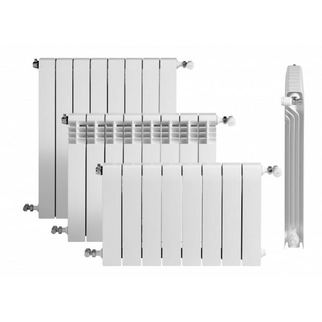 Radiador de aluminio Baxi Dubal 30 de 3 elementos