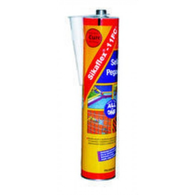 Masilla SikaFlex 11 FC blanco (cartucho 300cm³)