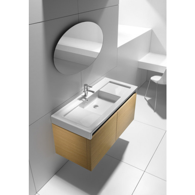 Lavabo roca stratum 130 doble for Roca stratum