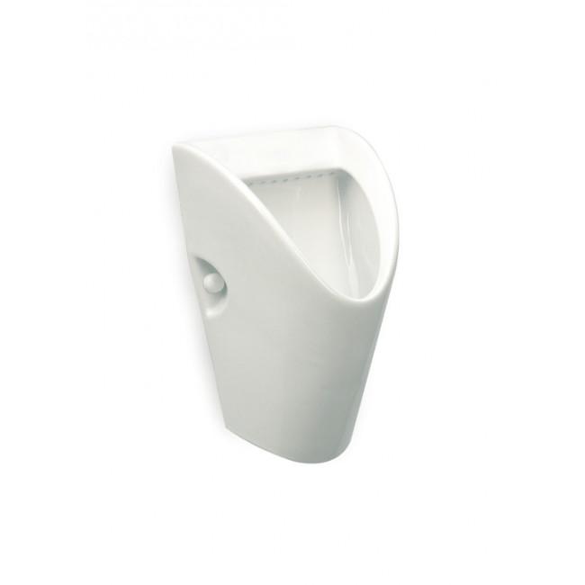 Urinario Roca Chic 33x33 Toma De Agua Posterior Horizontal