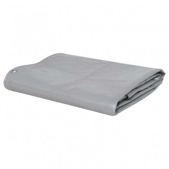 Lona 650 g/m² 1,5x20 m gris