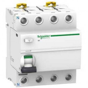 Interruptor diferencial IDD 4 polos clase AC Schneider 300mA