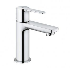 Grifo de lavabo Grohe Lineare XS 28mm cuerpo liso y push open