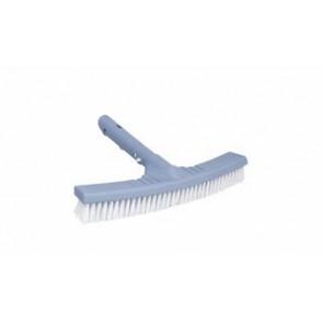 Cepillo curvo para la pared de la piscina Shark fijación clip o palomilla AstralPool