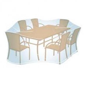 Funda cubre mesa rectangular / ovalada Campingaz L (100 x 280 x 200 cm)