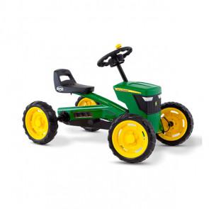 Kart a pedales Buzzy John Deere