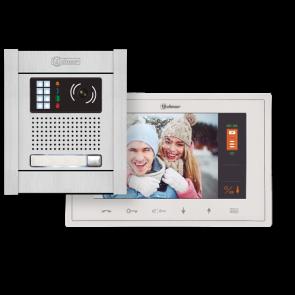 Kit de vídeo color de 1 línea N5110/Vesta 7 Golmar