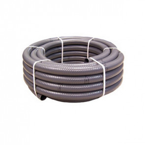 Tubo manguito PVC semirígido diámetro 20mm 50m Astralpool