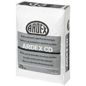 Mortero renovación capa superficial del hormigón Ardex CD 25kg