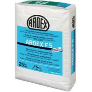 Mortero de acabado reforzado con fibras Ardex F5 5 kg