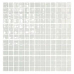 Revestimiento vitreo piscina 25x25mm poliuretano blanco Astralpool