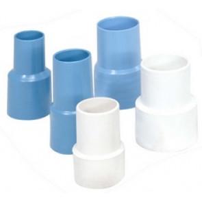 Terminal para manguera de piscina 50ø en color azul AstralPool