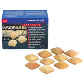 Briquetas de cerámica (40 unidades) Campingaz
