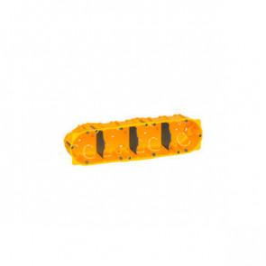 Caja tabique hueco 4 modulos 50mm Legrand