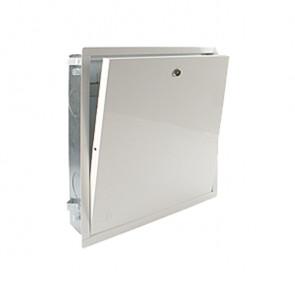 Caja metálica para colectores Giacomini R500