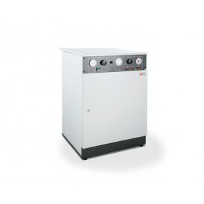 Caldera eléctrica modular HDCS calefacción y ACS pie Domusa