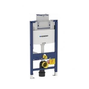Bastidor Geberit Duofix para inodoro suspendido, con cisterna empotrada Omega 12 cm