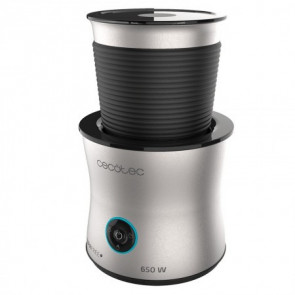Espumador de leche Power Moca Spume 5000, potencia 650W, 4 modos de funcionamiento, capacidad 20ml, Cecotec
