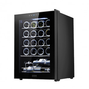 Vinoteca GrandSommelier 20000 Black Compressor Cecotec