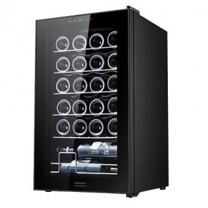 Vinoteca GrandSommelier 24000 Black Compressor Cecotec