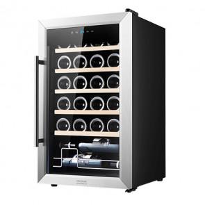 Vinoteca GrandSommelier 24000 Inox Compressor Cecotec