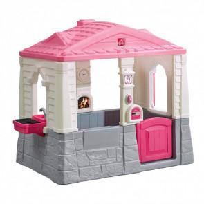 Casa de jardín Neat & Tidy rosa CBToys (85309) ColorBaby
