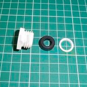 Conjunto tapón prensaestopas TR 12x2 (recambio