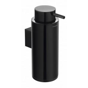 Dosificador de jabón Cosmic black & white negro